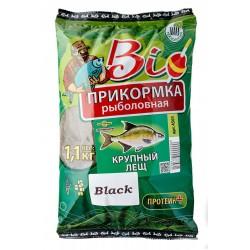 Прикормка Биотехнология Биоприкорм (Bio) (10шт*1,1кг) Крупный Лещ/Чёрная