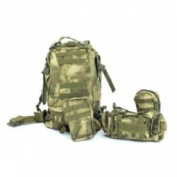 Рюкзак Тактический Yagnob BS016 (Oxford 600D/50л) Камуфляж