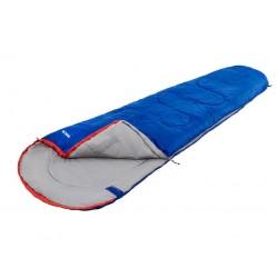 Спальный мешок Trek Planet Active Jr (Кокон/от -7 до +9 С°/175*70 мм/0.8 кг/синий)