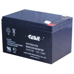 Аккумулятор Casil 12120 (12V/12Ah/4кг)