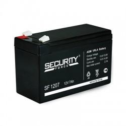 Аккумулятор Security Force 1207 (12V/7Ah)