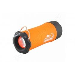 Фонарь Кемпинговый Следопыт PF-PFL-K01 Факел (30лм/1 LED/3xAAA/Складной)