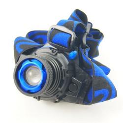 Фонарь Налобный Headlamp 6816 (50000W/Zoom/ЗУ)