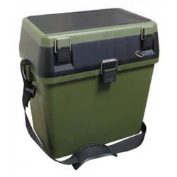 Ящик зимний Кан Classic (зелёный/пластик)