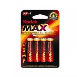 Батарейки Kodak Max AA (1