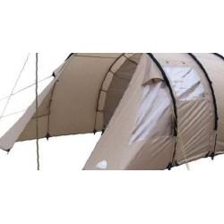 Палатка Trek Planet Dakota 4 (260*(240+225)*190 /3000 мм/Poliester/9.90 кг/проклееные швы)