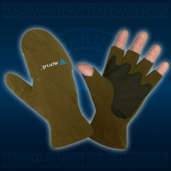 Перчатки-варежки Sprut Thermal WS Gloves-mittens TWSGLVMT-KH-L