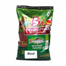 Прикормка Биотехнология Биоприкорм (Bio) (10шт*1,1кг) Крупная Плотва/Красная
