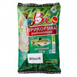 Прикормка Биотехнология Биоприкорм (Bio) (10шт*1,1кг) Крупный Лещ/Красная