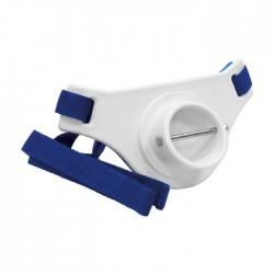 Пояс троллинговый Beltroll TS-A2 White (пластмасс/с поролоновой прокладкой)