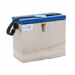Ящик зимний Стэк Оцинкованный (18 литров)