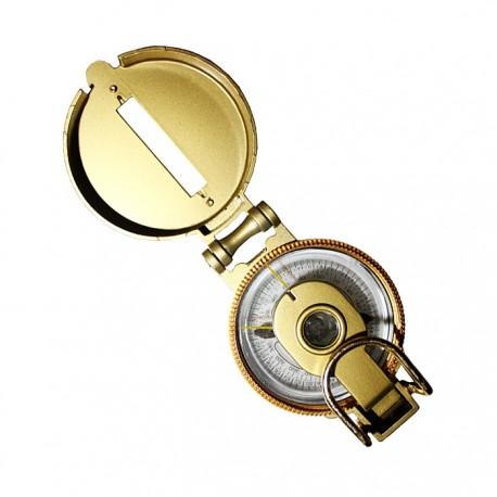 Компас Marching Lensatic Gold Metall B-2 Marching Lensatic