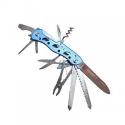 Мультиинструмент Следопыт PF-MT-05 (11в1/Тип-Нож/Чехол)