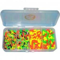 Набор силиконовых кембриков Три кита В коробке СВ-1 (100*50*17)