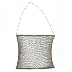 Кормушка Белвест Капроновая K180/2 кольца (черная)