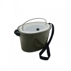 Кан для живца Три Кита (8 литров)