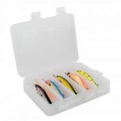 Коробка для приманок Три кита ВБ-3 (200*160*45/двухсторонняя/5+5)