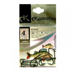 Крючки Kamatsu Kiami N 4 (071(104)/10шт) 1связка*10упак