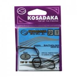 Крючок Kosadaka Baitholder 3505BN-12/0.60mm (1упак*10шт) 5 упак