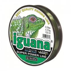 Леска Зимняя Balsax Iguana (Sinking/0