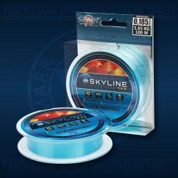 Леска Sprut SKYLINE Fluorocarbon Composition Evo Tech PRO (Blue/0