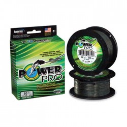Шнур Power Pro Green