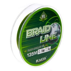 Шнур Kaida Braid Line Extreme (Green/0