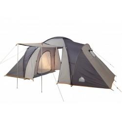 Палатка Trek Planet Idaho 6 (215*560*200/3000 мм/Poliester/10 кг/проклееные швы)