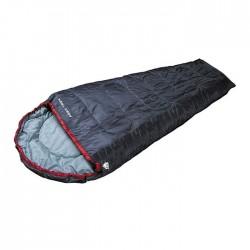 Спальный мешок Trek Planet Easy Trek (Кокон/от -1 до +16 С°/220х80 мм/0.9 кг/антрацит)