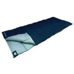 Спальный мешок Trek Planet Ranger (Одеяло/от 0 до +14 С°/190*80 мм/1.3 кг/синий)