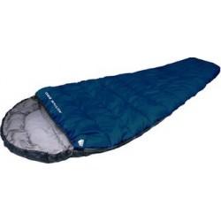 Спальный мешок Trek Planet Active 250  (Кокон/от -7 до +9 С°/225*80 мм/1.2 кг/синий)