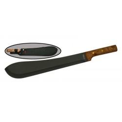Нож Viking Nordway H026 (Мачете/Сталь-420/Рукоять-Дерево/Чехол-Нейлон)