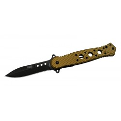 Нож Viking Nordway P2049-401 (Складной/Сталь-420/Рукоять-Алюминий/Чехол-Нет)