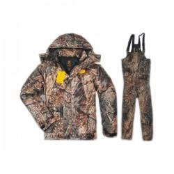 Костюм демисезонный Browning* Rugged Outdoor Apparel (Ткань: Gore-Tex/До -5°/Цвет: Wood/Размер:M)