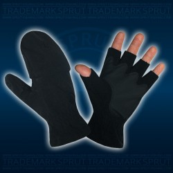 Перчатки-варежки Sprut Thermal WS Gloves-mittens TWSGLVMT-BK-L