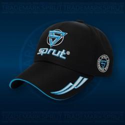 Кепка Sprut Sport Sky (Black/Blue)
