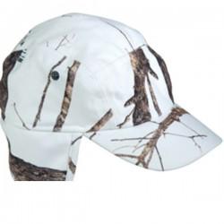 Шапка-кепка Browning с Ушами (Polyester/Snow Camo)