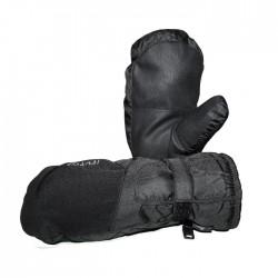 Варежки Handai HD 3003 Fan-Tex® (Polyester/Genuine Leather/Fresh Dry™/Thinsulate™/Black)   S
