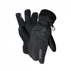Перчатки Handai HD 3002 Fan-Tex® (Polyester/Genuine Leather/Fresh Dry™/Thinsulate™/Black) XL