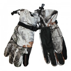 Перчатки Special Bird Super-Tex (Polyester/Realtree AP® Snow Camo)