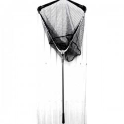 Подсачек Yin Tai  500 (Телескопический/Складной/Треугольный/Чёрная Нить)