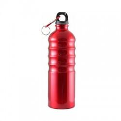Бутылка Следопыт PF-BD-A750 Питьевая (Алюминий/с Карабином/750мл)
