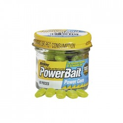 Силиконовая приманка Berkley PB Power Corn Yellow [EBPCY]