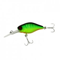 Воблер Jackall Diving Chubby Minnow 35SP (Suspend/35 mm/2.7 gramm/MAT TIGER) 065565