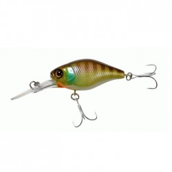 Воблер Jackall Diving Chubby Minnow 35SP (Suspend/35 mm/2.7 gramm/NOIKE GILL) 065602