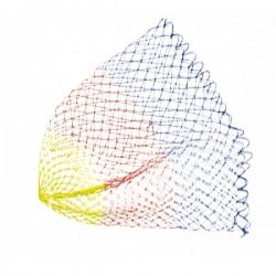 Сетка для подсачека Cima Цветная леска (средняя)