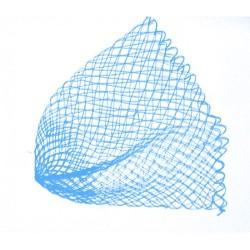 Сетка для подсачека Cima Голубая (Кручёная Леска)