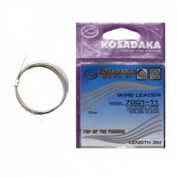Поводковый материал Kosadaka Classic 7001-11 (5.1кг/5м) 5 упак