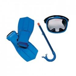 Набор для подводного плавания Swimming Fins Детский (маска/ласты/трубка)