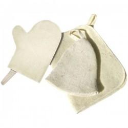 Набор банный Банные штучки Мужская баня (шапка
